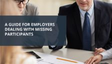 Missing 401(k) Participants cannot be ignored